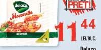 Delaco mozzarella gourmet
