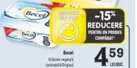 Becel grasime vegetala tartinabila/ Original 30/45% grasime