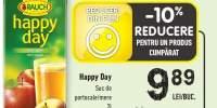 Happy Day suc de portocale/ mere