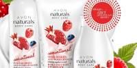 Avon Naturals Body Care