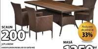 Sandvig/Bork mobilier de gradina