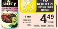 Fasole rosie D'aucy