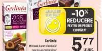 Minipack baton ciocolata Gerlinea