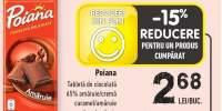 Tableta de ciocolata Poiana