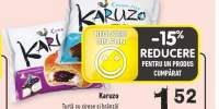 Turta cu cirese Karuzo