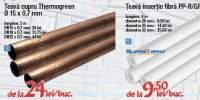 Teava cupru Thermogreen/ insertie fibra PP-R/GF