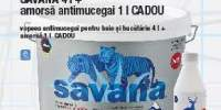 Savana + amorsa antimucegai cadou