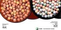Perle bronzante/pentru corectarea tenului