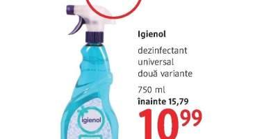 Igienol dezinfectant universal