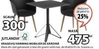 Kragevig/ Varming mobilier de gradina