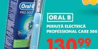 Oral B periuta electrica Professional Care 500