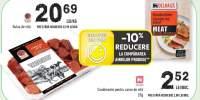 Gulas de vita + condimente pentru carne de vita
