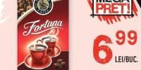 Fortuna Crema cafea macinata in vid