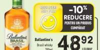 Ballantine's brasil whisky