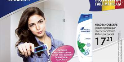 Head & Shoulders sampon pentru par