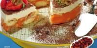 Tort tiramisu cu morcovi
