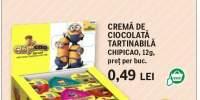 Crema de ciocolata Chipicao