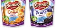 Caise/prune deshidratate Orlando's