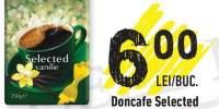 Cafea cu aroma Doncafe Selected