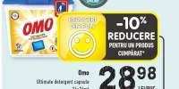 Detergent capsule Omo