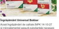 Ingrasamant universal Bakker