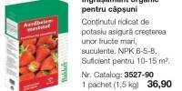 ngrasamant organic pentru capsuni