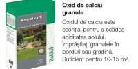 Oxid de calciu granule