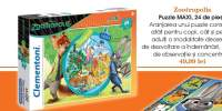 Zootropolis Puzzle Maxi