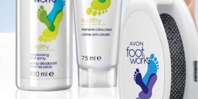 Cosmetice Avon Foot Works