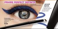 Pensula pentru conturul lichid de ochi