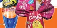 Barbie oua de ciocolata cu surpriza
