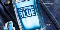 Set apa de toaleta Invidiual Blue