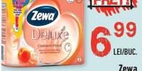 Zewa hartie igienica Deluxe Peach/ Musetel