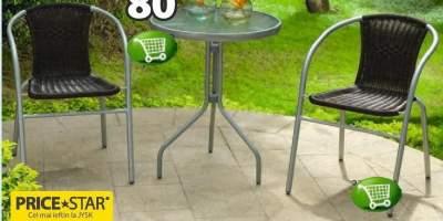 Price Star mobilier pentru terasa