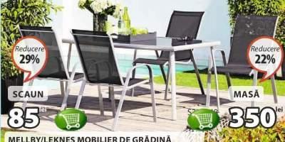 Mellby/ Leknes mobilier de gradina