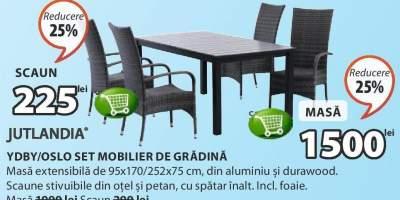 Ydby/ Oslo set mobilier de gradina