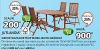 Grimstad/ Kamstrup mobilier de gradina