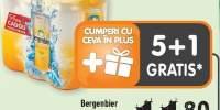 Bergenbier bere doza 5+1