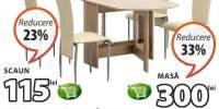 Obling + Storvorde set masa si scaune