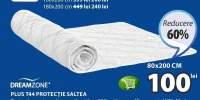 DreamZone Plus T44 protectie saltea