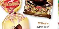 Maxi oua cu ciocolata Witor's