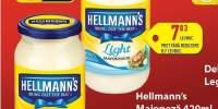 Maioneza Hellmann's