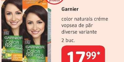 Garnier Color Naturals Creme vopsea de par