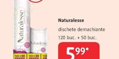 Naturalesse dischete demachiante