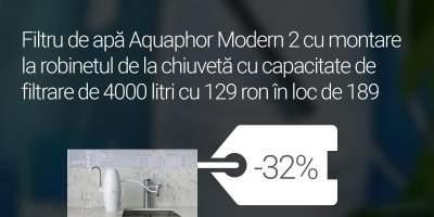 Filtru de apa Aquaphor Modern