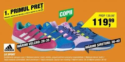 Adidas incaltaminte alergare copii LK Sport
