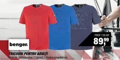 Tricouri pentru adulti