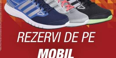 Galactic incaltaminte de alergare adulti Elite Adidas