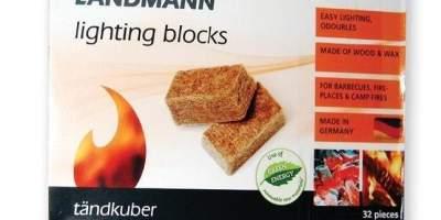Landmann cuburi aprindere