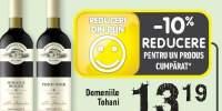 Domeniile Tohani vin Feteasca Neagra/ Pinot Noir